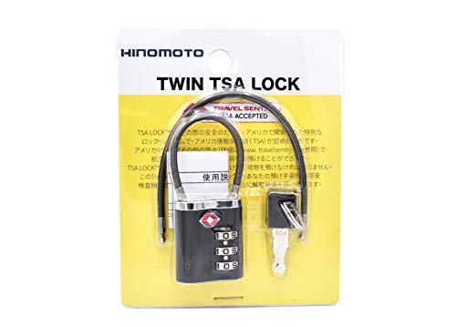 JTB商事TSAツインロックTWINLOCKブラック511006004