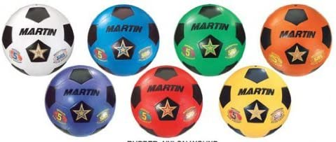 Martin Archery Rubber Nylon Wound A surprise price is realized Soccer Free shipping New Black Size - Blue Ball