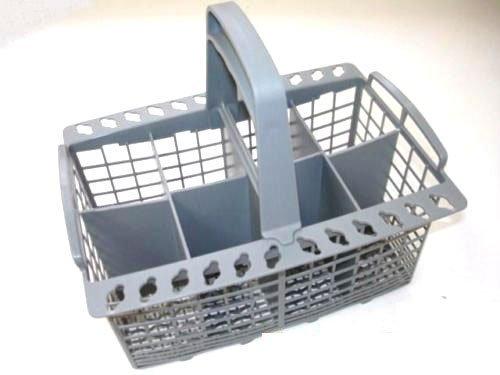 Universal - Cubertero universal para lavavajillas, color gris