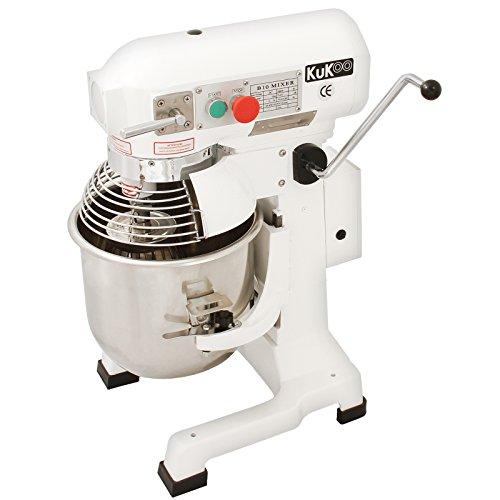 KuKoo Robot Batidora 550W Amasadora Repostería Profesional Robot de Cocina Automática Multifuncional...