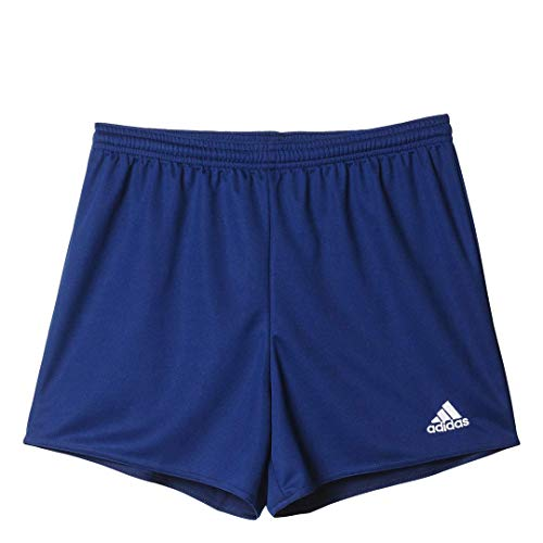 adidas Women's Parma 16 Shorts, Dark Blue/White, Medium