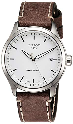 Tissot Herren-Uhren Analog Automatik One Size 87990389