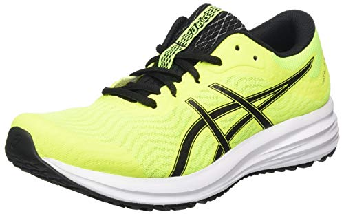 Asics Patriot 12, Sneaker Hombre, Safety Yellow/Black, 44.5 EU