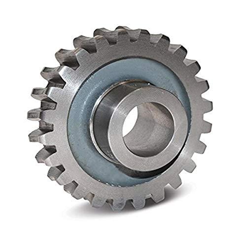 "Boston Gear D1403ALH Worm Gear, Web, 14.5 PA Pressure Angle, 0.750"" Bore, 25:1 Ratio, 50 TEETH, LH"