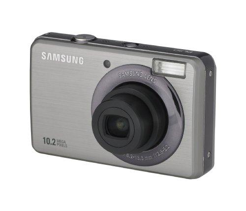 Samsung PL50 Digitalkamera 10.2 (3648 x 2736) Silber Silber
