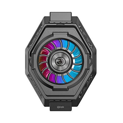 MPNP F3 hielo armadura negro enfriamiento juego en vivo para el teléfono de la paz semiconductor radiador
