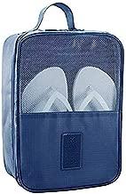 SMILE Storage Bag, Waterproof 3 Layers Travel Shoes Bag Case Boots Organizer Keeper Storage Organizers