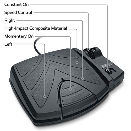 Minn Kota Electric-Steer Trolling Motor Foot Pedal