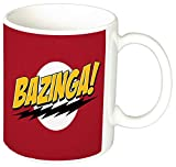 MasTazas The Big Bang Theory Bazinga Taza Ceramica