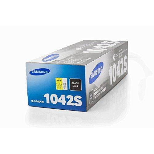 Original Samsung MLT-D1042S (SU737A) / 1042S, für ML-1666 Premium Drucker-Kartusche, Schwarz, 1500 Seiten