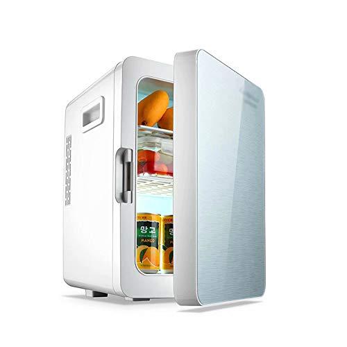 GG-home Tragbarer Mini-Kühlschrank 20L, Stiller thermoelektrischer Kühler für Reise, Haus, Büro, Schlafzimmer