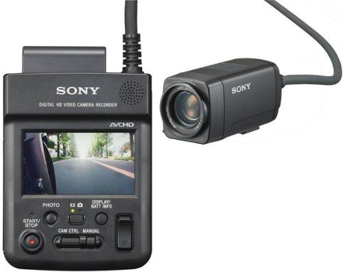 Sony HXR-MC1P (Steckplatz für Speicherkarten)