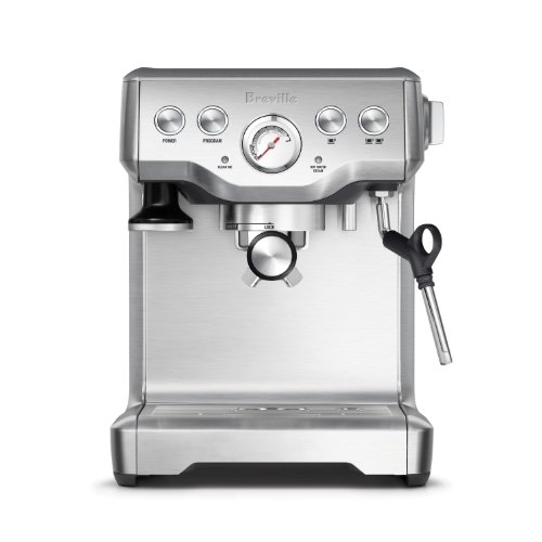 Breville BES840XL ブレビル インフューザー エスプレッソマシーン the Infuser Espresso Machine [並行輸入品]