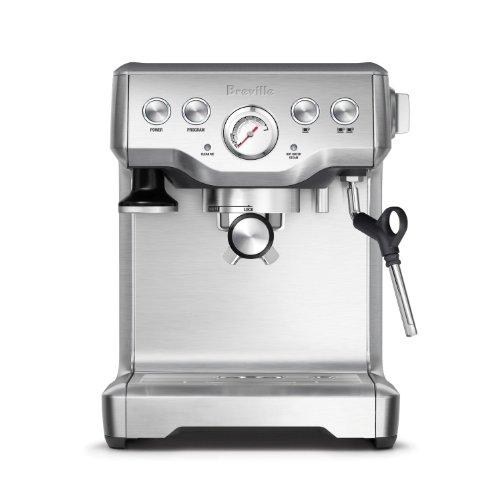 Breville BES840XL ブレビル インフューザー エスプレッソマシーン the Infuser Espresso Machine [並行輸...