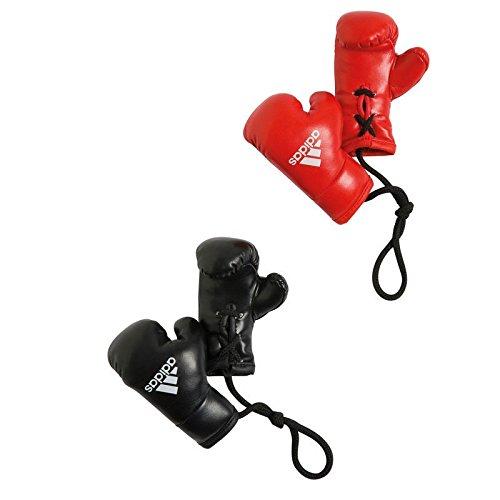 adidas Unisex– Erwachsene Mini Boxhandschuhe, schwarz