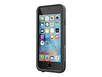 LIFEPROOF FRE SERIES iPhone 6/6s Waterproof Case - Retail Packaging - BLACK
