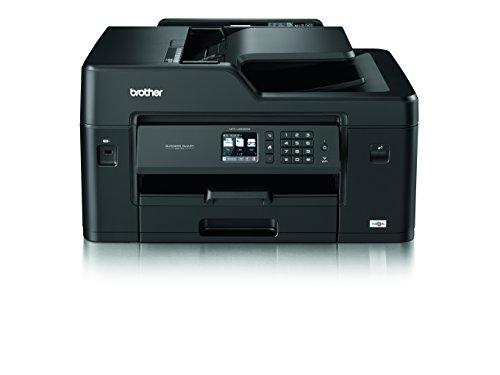 Brother MFC-J6530DW Stampante a Getto D'Inchiostro Multifunzione A3 Black Printer With Start Up Inks, Provenienza Regno Unito