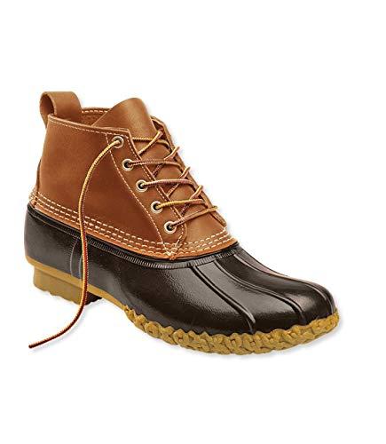 L.L.Bean(エルエルビーン) メンズ ブーツ フルグレイン・レザー ビーン・ブーツ タン/ブラウン 快適フィット 本革(6インチ Medium D 7)0GP4604070