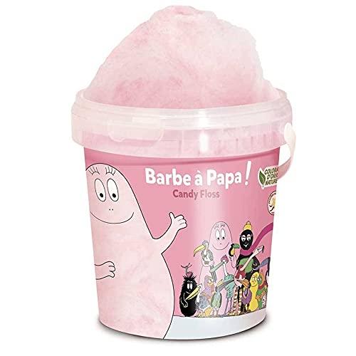 Barbe à papa Barbapapa - 1 pot