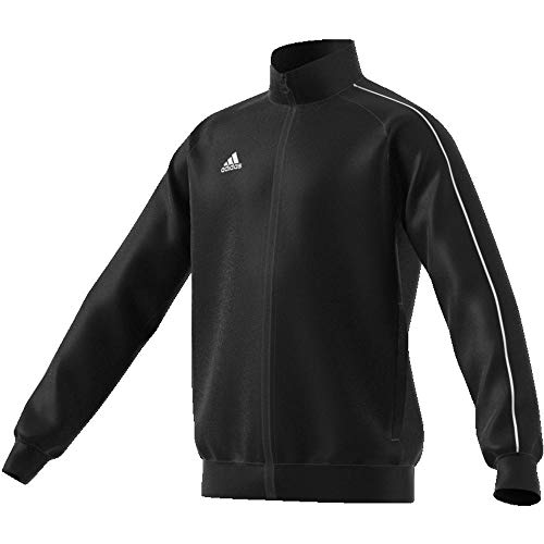adidas CORE18 PES JKTY, schwarz(black/White), 140