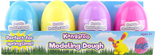 Fun Dough 4-Pack, Easter Eggs Surprise