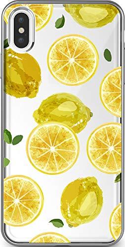 iPhone Android対応 スマホケース 携帯ケース iphoneケース スマホ スイカ レモン オレンジ イチゴ リンゴ パイナップル ピーチ マスカット フルーツ パターン(デザイン:レモン) 30 Docomo XPERIA Z3(SO-01G