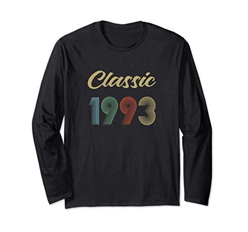 1993年の誕生日 長袖Tシャツ