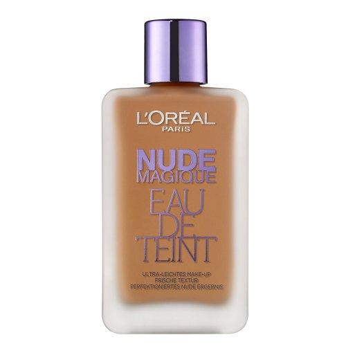 L'Oréal Paris Nude Magique Eau de Teint, 220, Golden Sand, 1er Pack (1 x 20 ml)