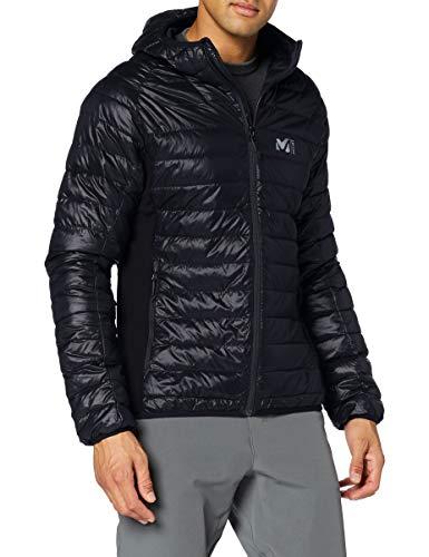 MILLET Tilicho Hoodie M Insulated Jacket, Black - Noir, S Mens