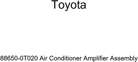 Genuine Toyota 88650-0T020 Air Conditioner Amplifier Assembly