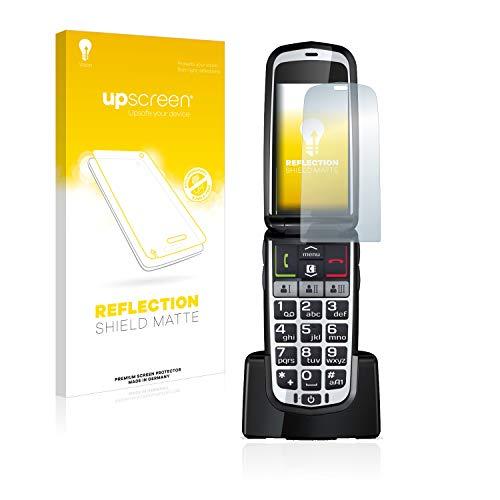 upscreen Entspiegelungs-Schutzfolie kompatibel mit Emporia Comfort – Anti-Reflex Bildschirmschutz-Folie Matt