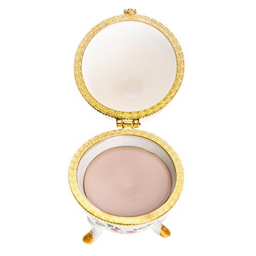 DAI IMPERIAL COSMETICS Maquillaje Corrector de Polvos de Perla - Ilumina, Hidrata, Cubre las Manchas y Disimula los Defectos - Efecto Piel de Porcelana – Tono Claro - Cosmética Natural – 28 gr.
