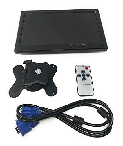 tempo di saldi Monitor LCD 10.1 Pollici Full HDMI Con Telecomando Per Auto Videosorveglianza