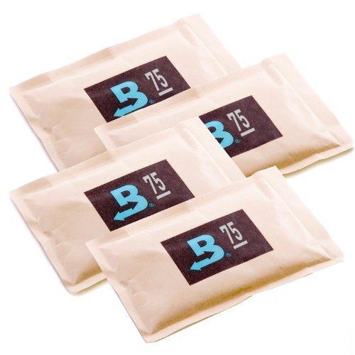 Busta Umidificante da 60 grammi - MiniPACK Risparmio con 4 Buste con Umidità 75%