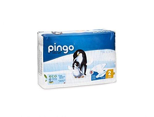 PINGO PAÑAL ECO TALLA 2 B42