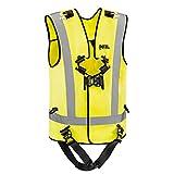 Petzl Newton Easyfit Hi-Viz Fall Arrest trabajo arnés tamaño 12017