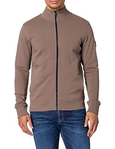 BOSS Herren Zkybox 1 10225251 01 Jacket, Beige/Khaki250, XL