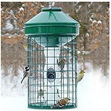 Woodlink NAAV1MNP Caged Bird Feeder, 18-Lb. Capacity