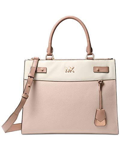 Soft Pink/Light Cream/Fawn Leather; lining: polyester China