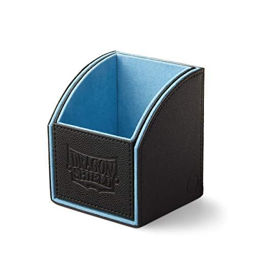 Arcane Tinmen 40103 - Dragon Shield: Nest Box 100 – Black/Blue