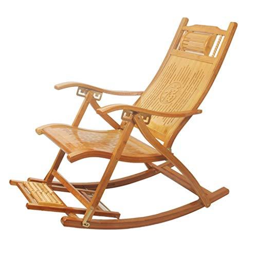 Zhaojyz Household Tuinstoel/ligstoel, inklapbaar, voor buiten, voor volwassenen en oudere kinderen, 180 kg gewicht
