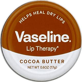 Vaseline Lip Therapy (Cocoa Butter) Tin – 17G