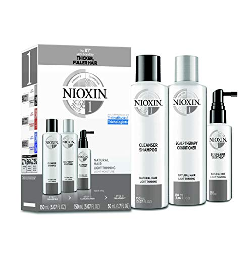 Nioxin System 1 Hair Care Kit For Natura Buy Online In South Africa At Desertcart