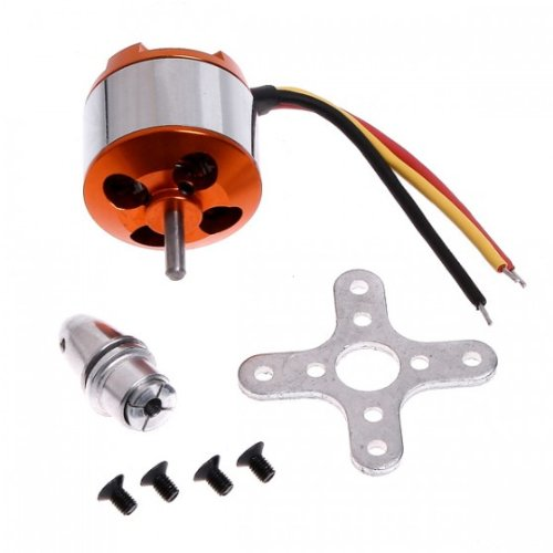 Robodo A2212/13 Kv1400 Brushless Motor BLDC Hex Rotor Multi-Copter and RC Aircraft