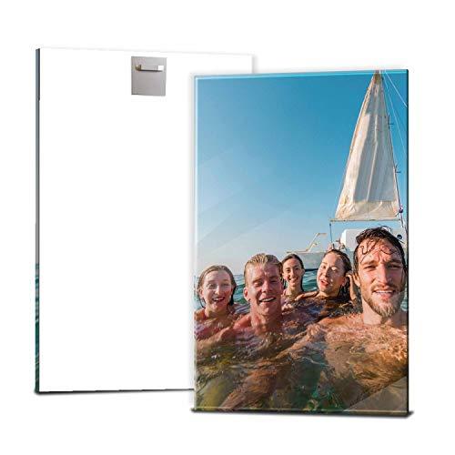 wandmotiv24 Ihr Foto auf Acrylglas 20 x 30 cm (BxH) - Hochformat - Acrylglas SOFORT ONLINE VORSCHAU, personalisiertes Wandbild, Acrylbild, Glas Bild gestalten, personalisierte Foto-Geschenke