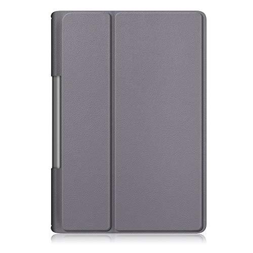 KATUMO Custodia per Lenovo Yoga Smart Tab 10.1 Pollici Cover Lenovo Tab YT-X705F Flip Cover con Funzione Stand