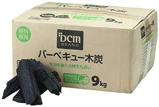 バーベキュー 木炭 L13-064 9kg