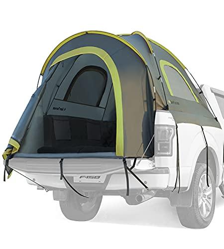 JoyTutus Pickup Truck Tent, Waterproof PU2000mm Double Layer...