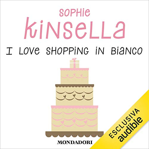 I love shopping in bianco cover art