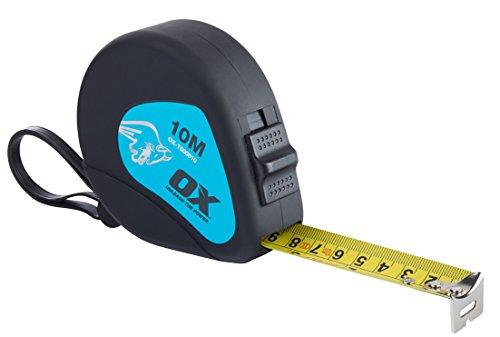 Trade 10m Tape Measure Metric/Imperial